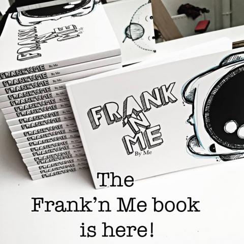 <p>the Frank'n Me book with the first 5 year of comics is still available!</p>